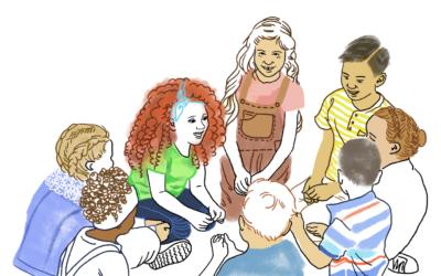 7+ noorte eakohastest poliitilistest oskustest  ja nende arengust täiskasvanu poliitilise osaluseni